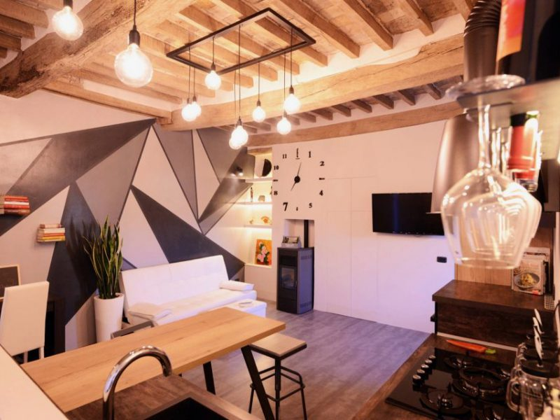 Ristrutturazione appartamento in Borgo