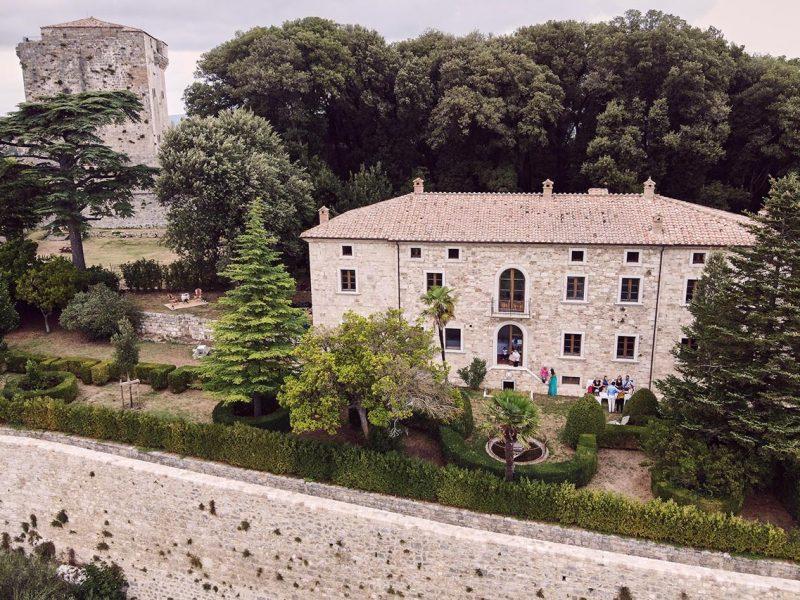 Villa Fanelli – Castello Sarteano